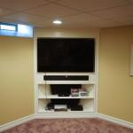 Custom Cabinets - Media Center